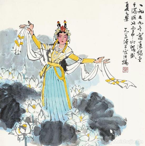 江苏省美术馆馆藏皮影与戏曲绘画精品展